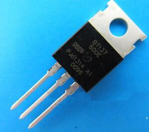20 PCS BT137-600E BT137 TO-220 600V 8A Triacs NEW GOOD QUALITY