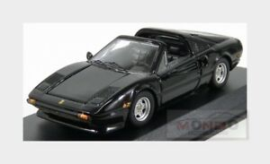 Ferrari 308 Gts Spider Usa Version 1979 Noire Meilleur 1:43 Be9712