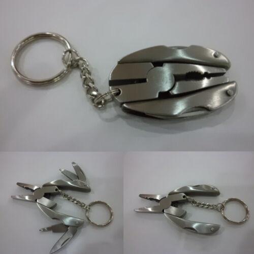 Cool Men Metal Anime Design Pendant Key Chain Ring Keyfob Car Keyring Keychain