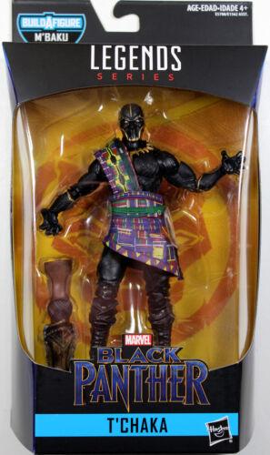Panthère Noire Action Figure ~ Black Panther Series 2 Marvel Legends ~ t/'chaka