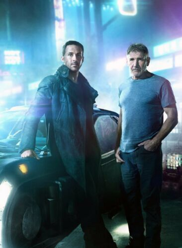 PHOTO BLADE RUNNER 2049 HARRISON FORD 11X15 CM # 1 RYAN GOSLING