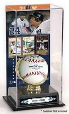 Miguel Cabrera Detroit Tigers 2013 AL MVP Award Gold Glove w/ Image Display Case