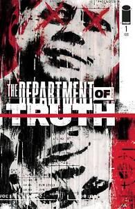Department Of Truth #1 Cvr A Simmonds  (2020 Image Comics) First Print Simmonds