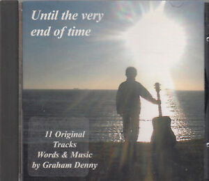Minor-Miracle-Until-The-Very-End-Of-Time-CD-Christian-Rock-Graham-Denny