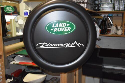 Land Rover Discovery 4x4 semi-rigide housse roue de secours avec Discovery /& Logo