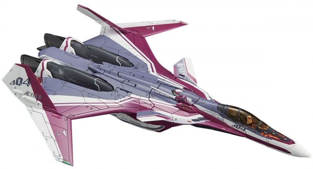 Bandai Macross Delta VF-31C SIEGFRIED (Mirage Farina GENUS Use) 1 72 Scale