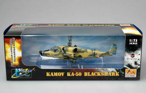 Neu Easy Model 37021-1//72 Kamov Ka-50 Blackshark Russian Air Force