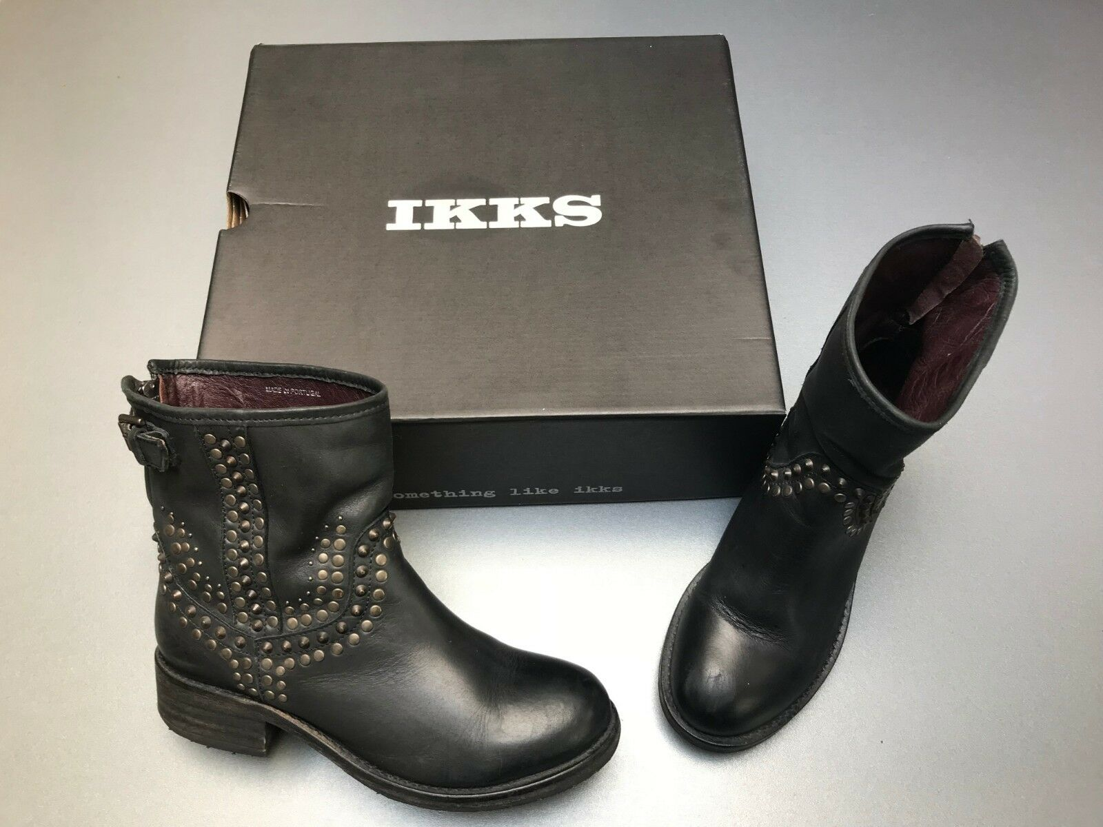 Bottines IKKS - Pointure 37 (A)