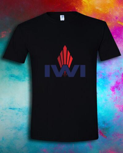 3XL Israel Weapon Industries Logo IWI Arms Gun Military Firearms T-Shirt S M L