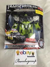 NEW Transformers DOTM Dark of The Moon Voyager Ratchet Green Target 2 DAY GET