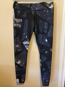 Alo-Yoga-Full-Length-Galaxy-Tights-Womens-Size-Large