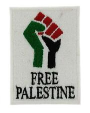PATCH ECUSSON BRODE THERMOCOLLANT DRAPEAU PALESTINE FREE FLAG SEW ON BACKPACK