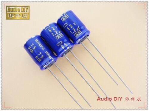 20pcs NIPPON BP 1.2uF//63V 10/% copper-free audio with non-polar capacitor