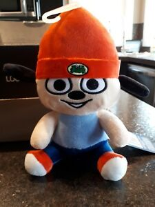 fddb25cb822 Stubbins Loot Crate Exclusive PaRappa The Rapper Red Beanie Variant ...