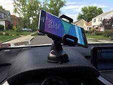 360 CAR Windshield DASHBOARD Mount Holder Stand for HTC ONE A9 M9 M8 NEXUS 7 6 5