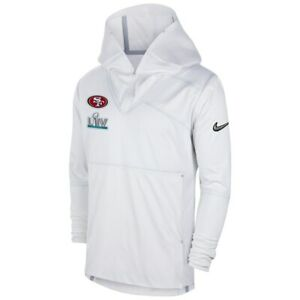 Nike-San-Francisco-49ers-Super-Bowl-LIV-54-Media-Night-Pregame-Pullover-Jacket