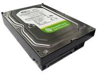 Western Digital 500gb 32mb Cache (low Power) Sata2 3.5 Hard Drive -pc/cctv Dvr
