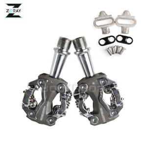 Zeray-SPD-Compatible-Pedals-Clipless-Road-Mountain-Bike-Pedals-9-16-inch