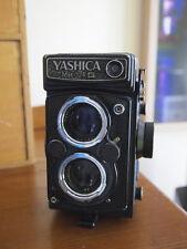 Yashica Mat-124G 6x6 TLR Film Camera Yashinon 80mm f3.5