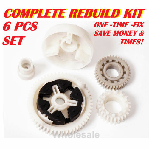 For Mazda 5 6 CX-7 CX-9 RX-8 Power Window Motor Gear Regulator GJ6A5958XF RK1010