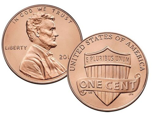 NEW 5-2019 P /& D MINT SETS LINCOLN SHEILD CENTS BU FROM BANK ROLLS  #A HOT !