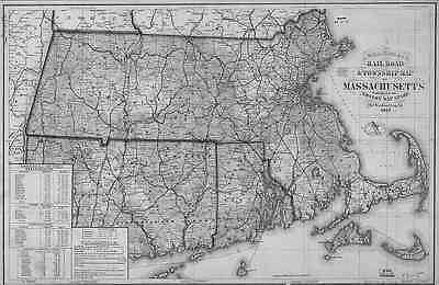 1879 RI Map Richmond Scituate Tiverton Warren West Warwick POPULATION History XL