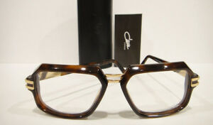 7958d39d44b Image is loading Cazal-6004-Eyeglasses-Frames-Color-003-Brown-Gold-