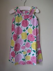New-Mini-Boden-Blossom-Dress-2-3-4-5-6-7-8-9-10-years-Cotton-Floral