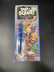 Vintage-Lakeside-Pip-Squirt-Prank-Squirting-Pen-Rare-Sealed