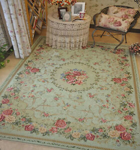 Image Is Loading Victoria Style Country Floral Floor Mat Rug Carpet