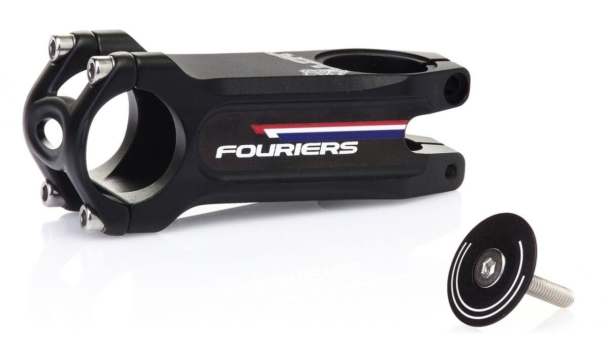 FOURIERS 6066T6 CNC Mountain DH Road Bike Stem Bar 70 110mm 0° 31.8mm MB005