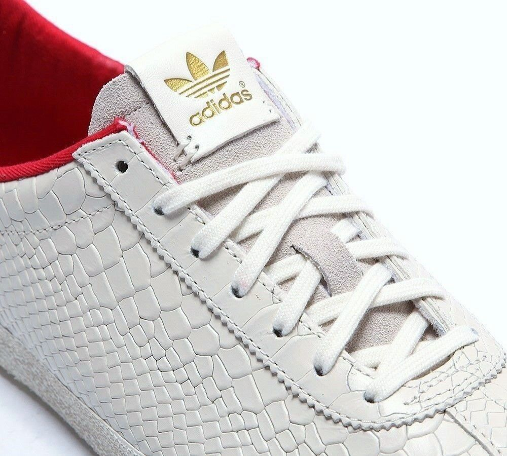 RARE ADIDAS GAZELLE OG DRAGON W SNAKE EFFECT Damenschuhe TRAINERS 7.5 UK SIZE 3.5 - 7.5 TRAINERS 226543
