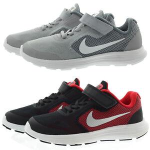 88fed088e3f9a Nike 819414 Kids Youth Boys Girls Revolution 3 TDV Low Top Running ...