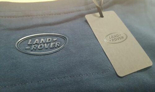 LRSS12T Genuine Land Rover Gear Men/'s T-Shirt Choices Of Colour