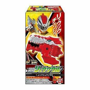 Bandai LUPINRANGER vs PATORANGER Candy Toy PATORAN NO.1 PVC Figure