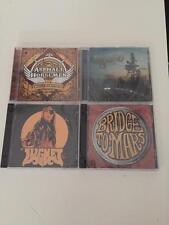4 CDs: Backwood Spirit, Asphalt Horsemen, Lugnet & Bridge To Mars