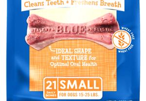 Blue-Buffalo-Dental-Bones-Natural-Adult-Dental-Chew-Dog-Treat-Small-12-oz-bag