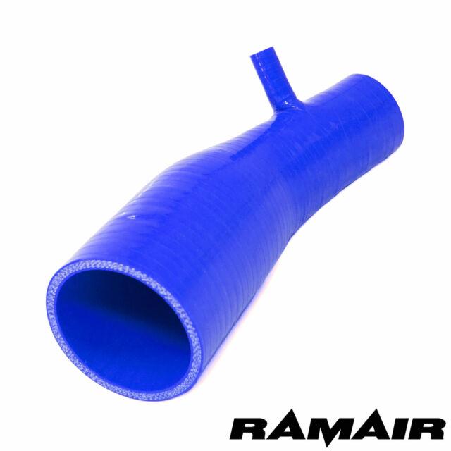 Azul ramair Silicona Inducción Tubo de Entrada Aire Manguera 2013< Clio 4 200 Rs