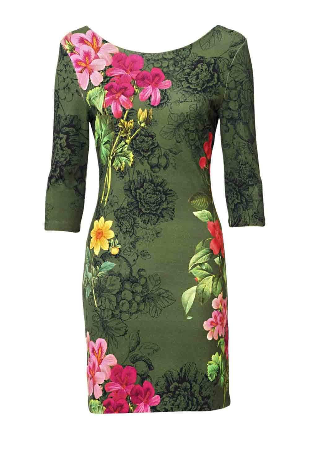Designer Kleid Desigual Größe L NEU