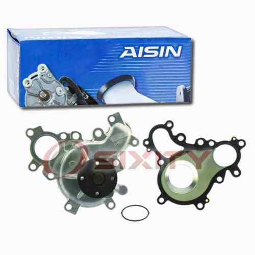 AISIN Engine Water Pump for 2010-2018 Lexus GX460 4.6L V8 Coolant Antifreeze pt