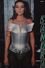 SANDRA CRETU - A3 Poster (ca. 42 x 28 cm) - Clippings Fan Sammlung Lauer Menges