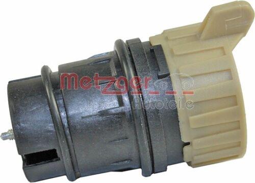 METZGER Steckgehäuse Automatikgetriebe-Steuereinheit 0899042 für MERCEDES unten