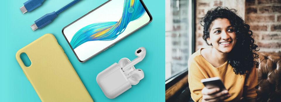 Start Shopping - Get Everything for Your Smartphone