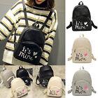 Women Backpack Rucksack PU Leather Girls School Travel Bag Shoulder Bags Satchel