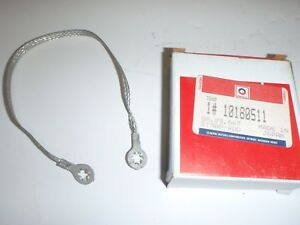 Details about NOS GM DELCO Power Antenna Ground Strap 1991-1996 Buick Regal  91 92 93 94 95 96