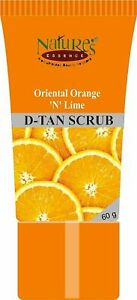 Nature's Essence D Tan Scrub For Normal Skin 60Grams