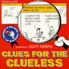 Clues for the Clueless: Dogbert's Big Book of Manners by Scott Adams (Paperback, 1993)