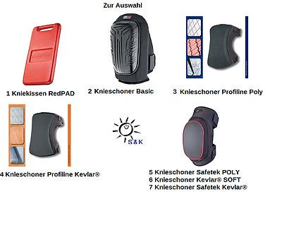 Kneetek® Knieschoner Safetek Kevlar Soft