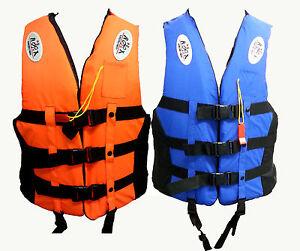 Agressif 5 Tailles Adulte Kayak Ski Aide à La Flottaison Voile Watersport Impact Vie Veste-afficher Le Titre D'origine Nouveau Design (En);