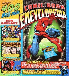 Monographie Comic book encyclopedia Comic book encyclopedia